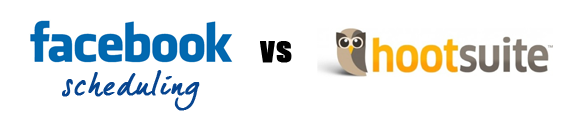 Facebook scheduling vs Hootsuite