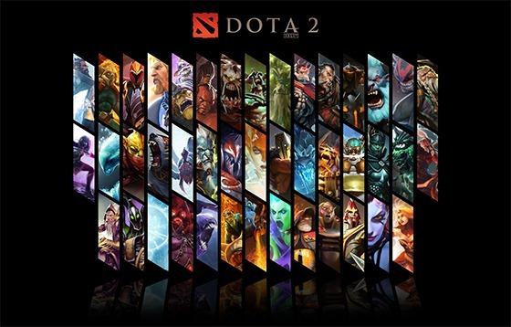 Dota 2 by Valve Corporation
