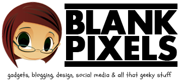 blankPixels : Technology, Gaming and Social Media Blog