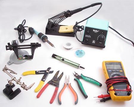 Soldering-Tools